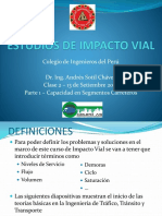 Clase 02 Estudio Impacto Vial