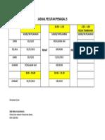 JADUAL PECUTAN PENGGAL 3.docx
