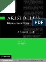 Miller Aristotle's Nicomachean ethics