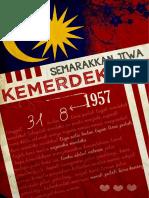 Poster kemerdekaan negara  2015 'semarakkan jiwa'(bukuprogramdancover.blogspot.com ).docx