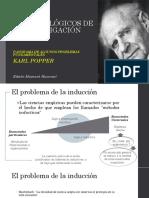 Aspectos Epistemológicos de La Investigación - Pooper