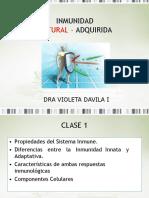 Clase 1- Inmunidad