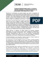 Amparo - Paritarias CNEA