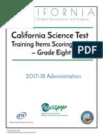 CAST.training Scoring Guide Gr8.2017 18