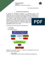 El Sistema Del Complemento Practica Lab 1