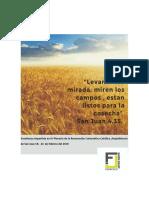 Tema.rcc. Levanten La Mirada Miren Los Campos La Cosecha Esta Lista. 2019. Plenaria Rcc Arquid (1)