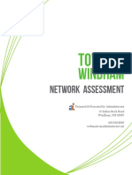 Computer Network Assessment Template