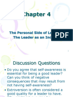 Organizational Leadership Chapter 4 PPT Slides