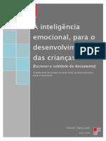 A Inteligência Emocional