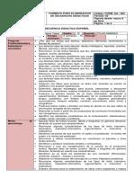 SECUENCIA DE ESPAÑOL  5º PLANES DE EVALUACION  MACROS PERIODO 1 2019.docx
