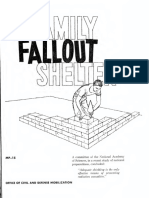 The Family Fallout Shelter 1959