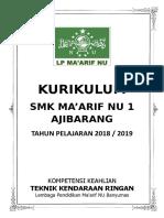 0. Cover TKR 2018 2019
