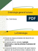 Embriología General Humana-1