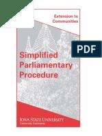 parliamentary procedures simple.pdf