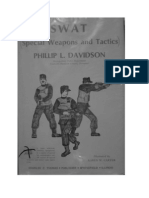 Swat Tactic Manual