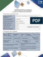 Guía para el uso de recursos educativos - Sofware Estadístico Infostat