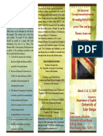 UGB British Poetry Brochure
