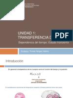 Transferencia Calor - Transiente