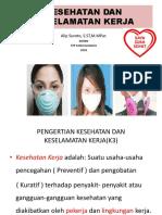 Materi Hygiene & Sanitasi