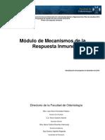 Módulo de Mecanismos de La Respuesta Inmune 1w