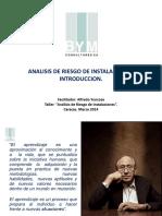 Introduccion Analisis de Riesgo