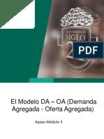El Modelo DA-OA