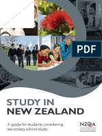 15. New Zealand - Study in New Zealand