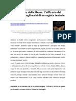 Le Forme Del Sacro (Entrevista)