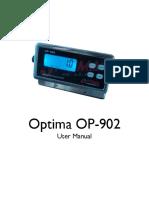 Op902 Manual