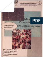 Manual de Dx de Salud Comunitaria .