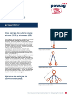 Boletín de Seguridad de Las Eslingas Sintéticas - Lift-It
