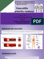 Vasculitis.poliarteritis Nososa