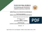 Mgg 36 REACTIVOS Proyecto Sustentable