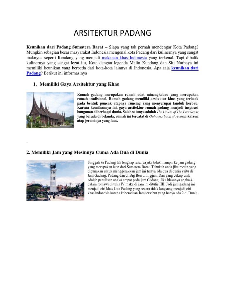 45 Gambar Rumah Adat Gadang Dan Keunikannya Terbaik Koleksi Gambar Rumah Terlengkap