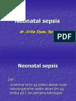 Neonatal sepsis by Erita.ppt