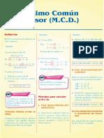 Sem 5 Máximo Común Divisor (M.C.D.).pdf