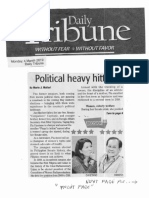 Daily Tribune, Mar. 4, 2019, Political heavy hitters.pdf