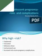 Adolescent Pregnancy v2