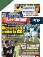 LE BUTEUR PDF du 26/10/2010