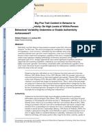 Autenticity and big five.pdf