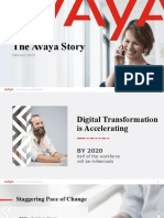 The Avaya Story_Feb19