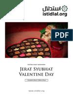 Materi Khutbah Jumat II Jerat Syubhat Valentine Day Istidlal.org