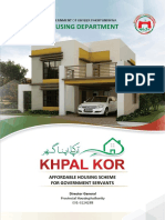 Brochure for Khpal Kor New Plot Allotment_0