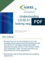 understanding Central locking system