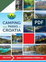 Camping in Parks Croatia - Brochure