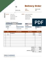 Delivery Order Form-1