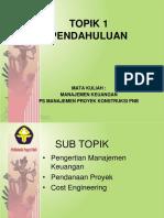 Topik 1- Manajemen Keuangan Terbaru