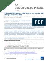 Ambition 2020 - Com Presse