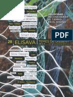 12 | ELISAVA – Temes de Disseny | Velocidad – reconsiderar el tiempo en el diseño | 28 | Spain | – | Article
