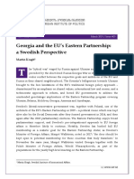 Georgia and the EU's Eastern Partnership